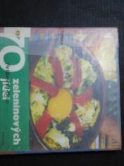 náhled knihy - 70 zeleninových jídel