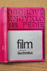 náhled knihy - Film a filmová technika : určeno [též] posl. filmových škol