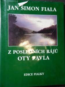 náhled knihy - Z posledních rájů Oty Pavla