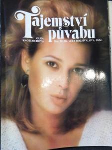 náhled knihy - Tajemství půvabu : Poučení o tom, jak správně pečovat o svůj vzhled