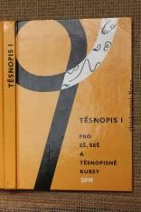náhled knihy - Těsnopis. 1. díl