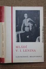 náhled knihy - Mládí V.I. Lenina