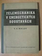 náhled knihy - Telemechanika v energetických soustavách