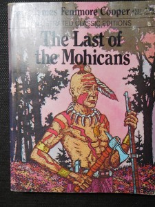 náhled knihy - The last of the Mohicans