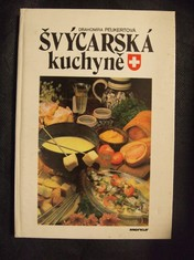 náhled knihy - Švýcarská kuchyně