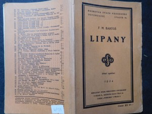 náhled knihy - Lipany