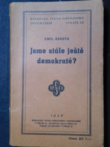 náhled knihy - Jsme stále ještě demokraté ?