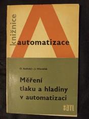 náhled knihy - Měření tlaku a hladiny v automatizaci