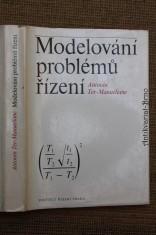náhled knihy - Modelování problémů řízení