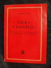 náhled knihy - Náuka o materiáli: Učebný text pre 1. a 2. ročník odborných učilíšť a učňovských škôl povolania elektroinštalatér
