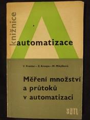 náhled knihy - Měření množství průtoků v automatizaci