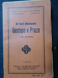 náhled knihy - Gestapo v Praze