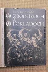 náhled knihy - O zbojníkoch a o pokladoch