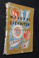 náhled knihy - Národní zpěvníček. [Díl 1.], Sto českých lidových písní