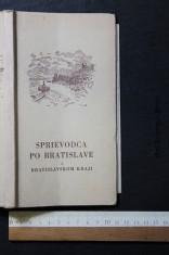 náhled knihy - Sprievodca po Bratislave a Bratislavskom kraji