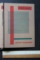 náhled knihy - Bodláčí baraganské