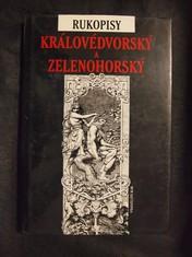 náhled knihy - Rukopisy Královedvorský a Zelenohorský