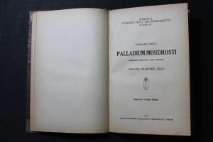 náhled knihy - Povinnost duchovního člověka + Palladium Moudrosti + Vykoupení