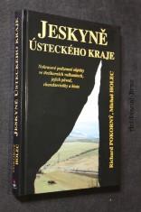 náhled knihy - Jeskyně Ústeckého kraje : nekrasové podzemní objekty ve třetihorních vulkanitech, jejich původ, charakteristiky a biota