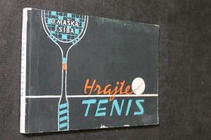 náhled knihy - Hrajte tenis