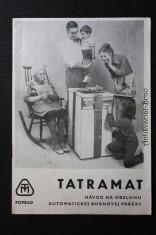 náhled knihy - Tatramat : Návod na obsluhu automatickej bubnovej práčky