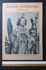 náhled knihy - Deutsche Bildschnitzer der Dürer-Zeit