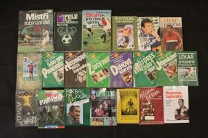 náhled knihy - 21 x Fotbal čili kopaná