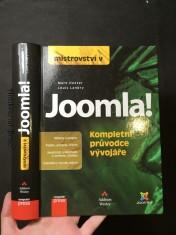 náhled knihy - Mistrovství v Joomla! : kompletní průvodce vývojáře