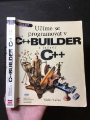 náhled knihy - Učíme se programovat v Borland C++ Builder a jazyce C++