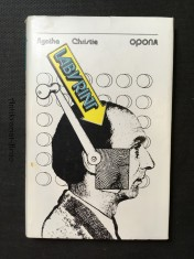 náhled knihy - Opona ; Posledný Poirotov prípad