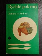 náhled knihy - Rychlé pokrmy