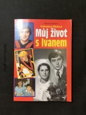 náhled knihy - Můj život s Ivanem