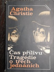 náhled knihy - Čas přílivu ; Tragédie o třech jednáních