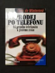 náhled knihy - Prodej po telefonu : od prvního telefonátu k jistému zisku