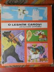 náhled knihy - O lesním carovi : ukrajinské pohádky