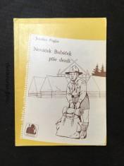 náhled knihy - Nováček Bubáček píše deník
