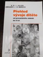 náhled knihy - Přehled vývoje dítěte : od prenatálního období do 8 let