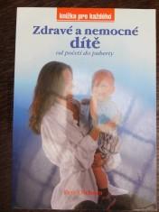 náhled knihy - Zdravé a nemocné dítě od početí do puberty