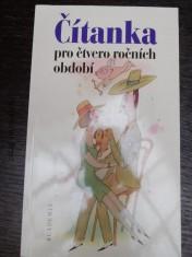 náhled knihy - Čítanka pro čtvero ročních období