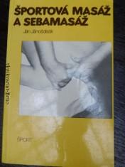 náhled knihy - Športová masáž a sebamasáž