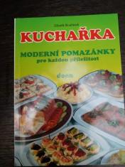náhled knihy - Kuchařka : moderní pomazánky pro každou příležitost