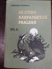 náhled knihy - Ze stínů karpatských pralesů. Díl II