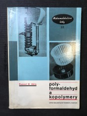 náhled knihy - Poly-formaldehyd a kopolymery