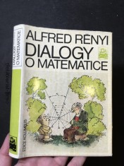 náhled knihy - Dialogy o matematice
