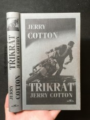 náhled knihy - Třikrát Jerry Cotton