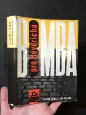 náhled knihy - Bomba pro Heydricha