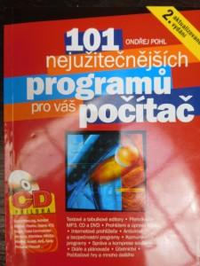 náhled knihy - 101 nejužitečnějších programů pro váš počítač