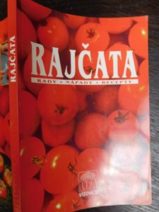 náhled knihy - Rajčata : rady, nápady, recepty