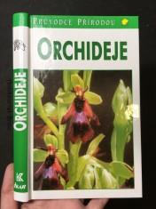 náhled knihy - Orchideje: planě rostoucí druhy a poddruhy Evropy, Přední Asie a severní Afriky