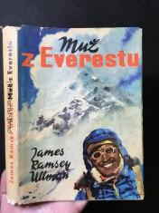 náhled knihy - Muž z Everestu: Tenzingova autobiografia